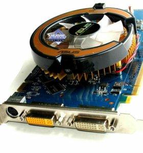 Видеокарта Asus 9600GT