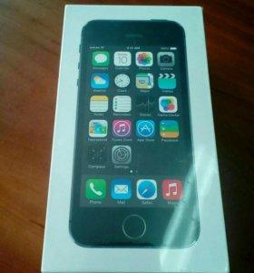 Новый Apple IPhone 5s 64гб