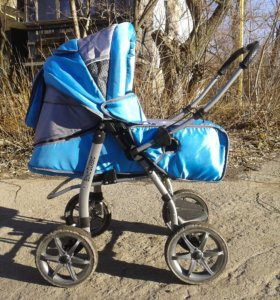 Детская коляска зима-лето Bebetto