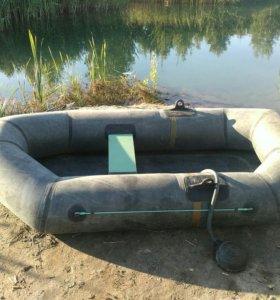 Надувная лодка Кама-1