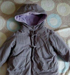 Куртки для девочки(осень-весна)