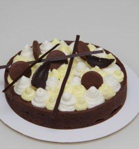 Тарт Груша Шоколад