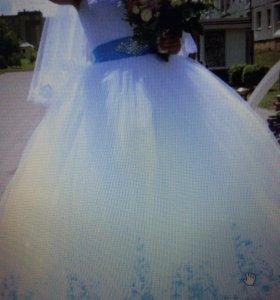 Свадебное платье договорная