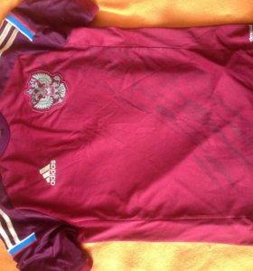 Футбольные футболки и кофта Adidas