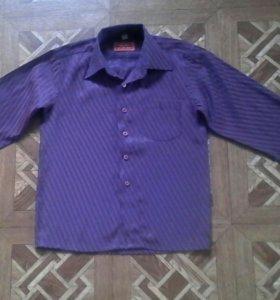 Рубашка на 7-8 лет.