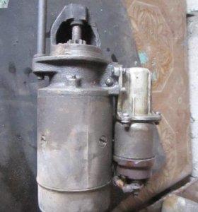 Запчастина на газ стартер и генератор