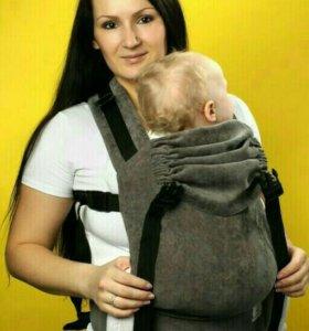 Слинг-рюкзак ТМ Слингуля