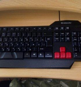 Игровая клавиатура_ б/у