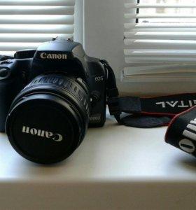 Зеркальный Фотоаппарат Canon 1000D Kit