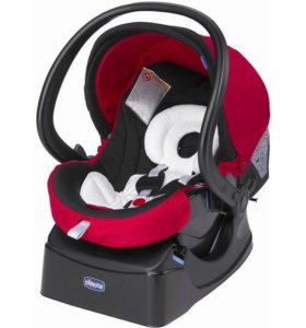 Автокресло Chicco Auto-Fix Fast Baby 0-13 кг