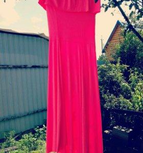 Платье в пол😘😚🎀🎀