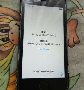 Айфон 5s 32 гб.