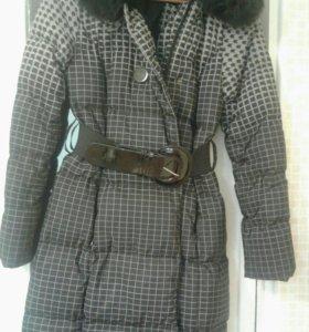 500 Сегодня Пуховик пальто