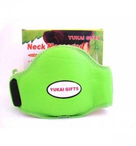 Массажер для шеи Yukai Gifts Neck Massager
