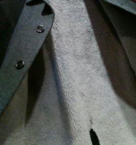 Мужские пальто с подкладом рост 178, р\р 56