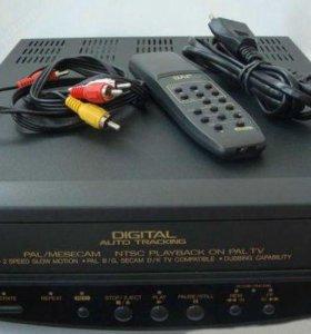 Пишущий видеомагнитофон JVC HR-P7A