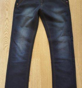 НОВЫЕ Утепленные мужские джинсы 30 р