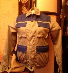 Куртка(спецодежда)