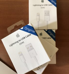 Зарядка(шнур) на iPhone 5/5S Original