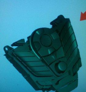 Панель управления магнитолой Ford focus 3
