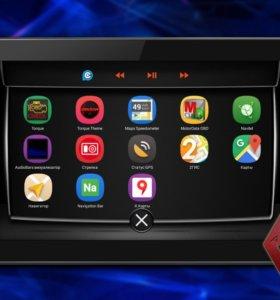 Оболочка для планшет Nexus 7 в автомобиль Opel