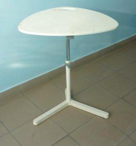 Столик для ноутбука. Белый и Черный. Доставка