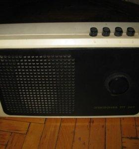 Приемник для радиоточки Электроника пт-209