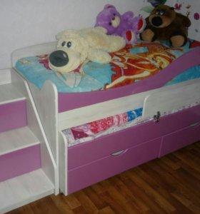 Кровать детская для 2 х детей👑🎎