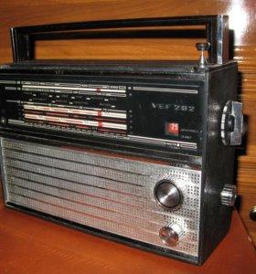 Радиоприемник VEF-202 рабочий