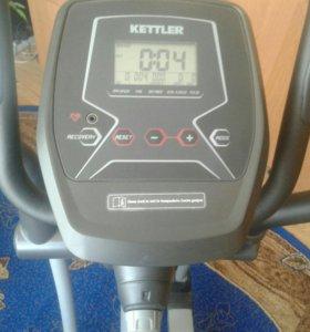 Спортивный велотренажёр Ketler.Предлгайте цену.