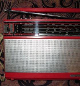 Радиоприемник вэф VEF 214 с укв (FM) 87.5-108 мгц