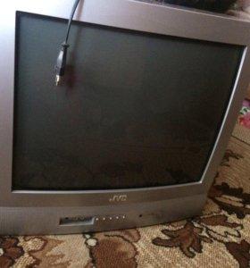 ЭЛТ-телевизор JVC AV-2104TE