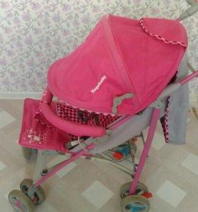 Прогулочная коляска hope baby