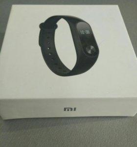 Mi Band 2 фитнес браслет часы
