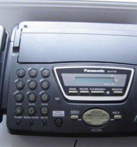 Факсимильный аппарат Panasonic KX-FT76RU