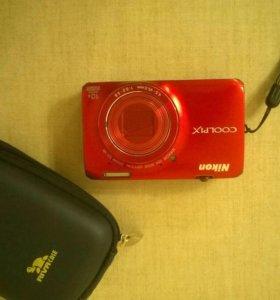 Фотоаппарат Nicon Coolpix S6300