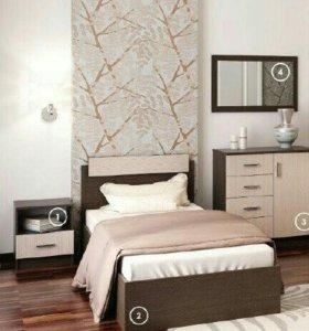 Набор для спальни памир
