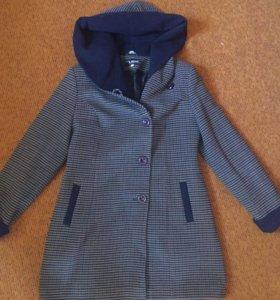 Пальто женское осенне теплое
