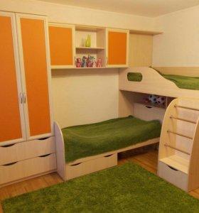 Комната для 2х детей