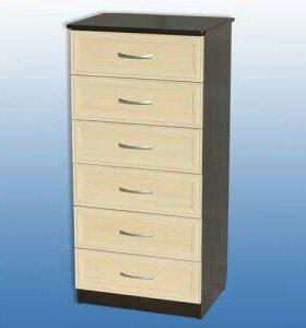 Шкаф для белья 6 ящиков