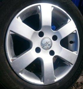 Диски 4*108 R14 Peugeot, ford