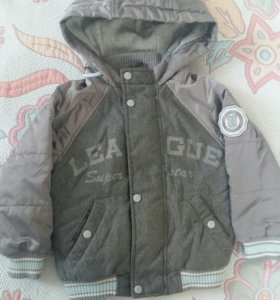 Куртка демисезоная + штаны (комплект)