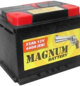 Аккумулятор Magnum 55A/ч