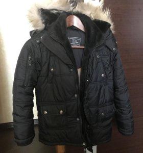 Куртка зимняя на 7 лет Borelli