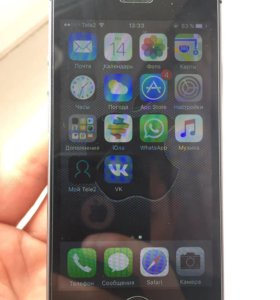Apple iPhone 5s space grey 32 Gb
