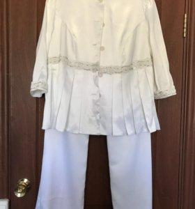 Нарядный костюм для беременных