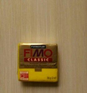 Полимерная глина Fimo 56г.