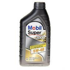 Моторное масло MOBIL Super 3000 X1 Diesel 5W-40 1