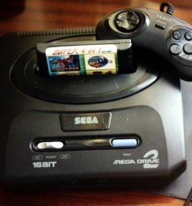Sega Mega Drive 2 90s