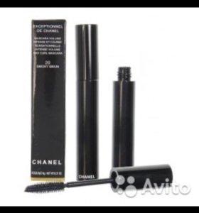 Брендовая тушь для ресниц Chanel (силиконовая)